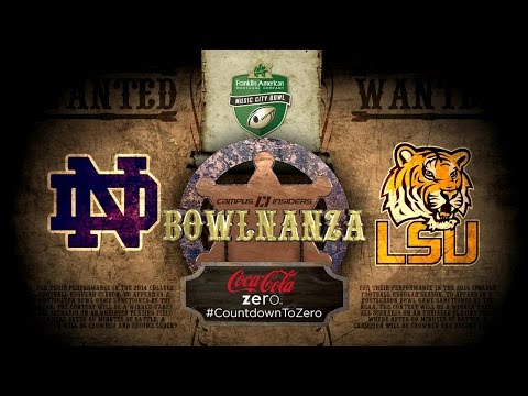 Music City Bowl: Notre Dame vs LSU Preview  CampusInsiders