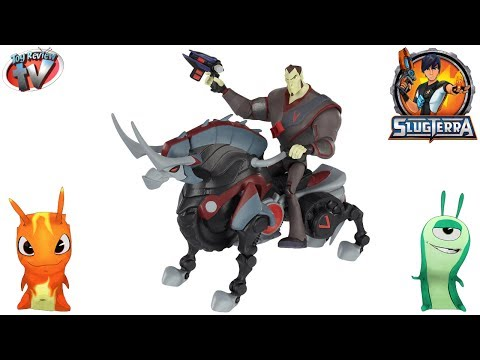 SlugTerra: Dr Blaak & Thundarr Mecha Beast Figure Set Toy Review. Jakks Pacific