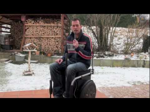 Rollstuhl segway wheel chair News 2012