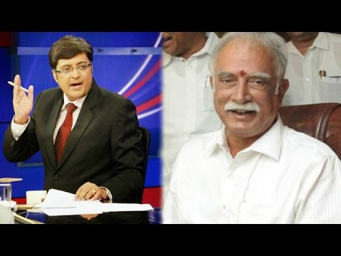 The Newshour Debate: Air India Party (28th August 2014)