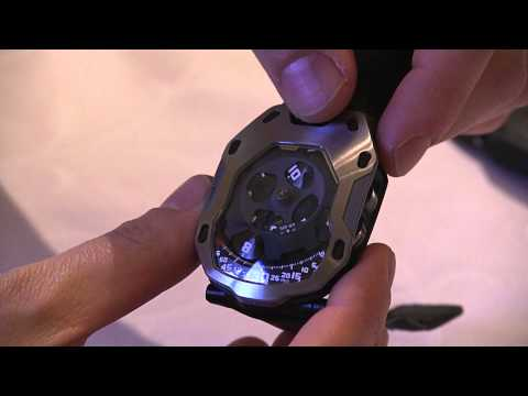 Urwerk UR-105M Watches Hands-On | aBlogtoWatch
