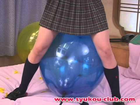 Japan balloon fetish clb