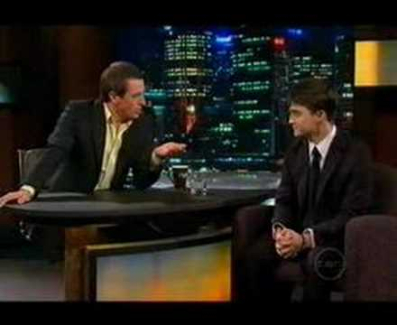 Daniel Radcliffe on Rove