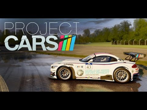 Project CARS 2 Трейлер. 4к