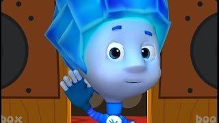 фиксики приключения нолика – #7 Детский игровой мультик для детей!