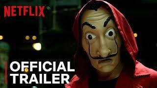 Money Heist: Part 3 | Official Trailer | Netflix