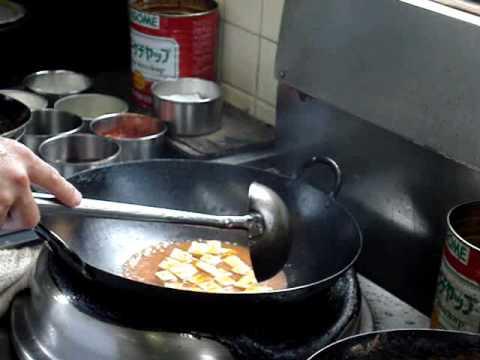 海老と豆腐のチリソース煮 作り方 中華料理人が作るレシピ料理教室