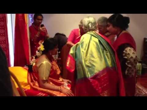 Janaki gajulu ceremony