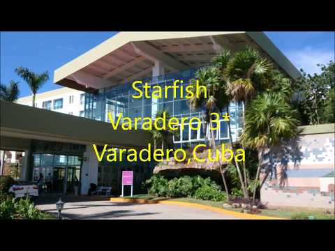 Hotel Starfish Varadero 3*(Aguas Azules Hotel),Varadero,Cuba,December 2017.