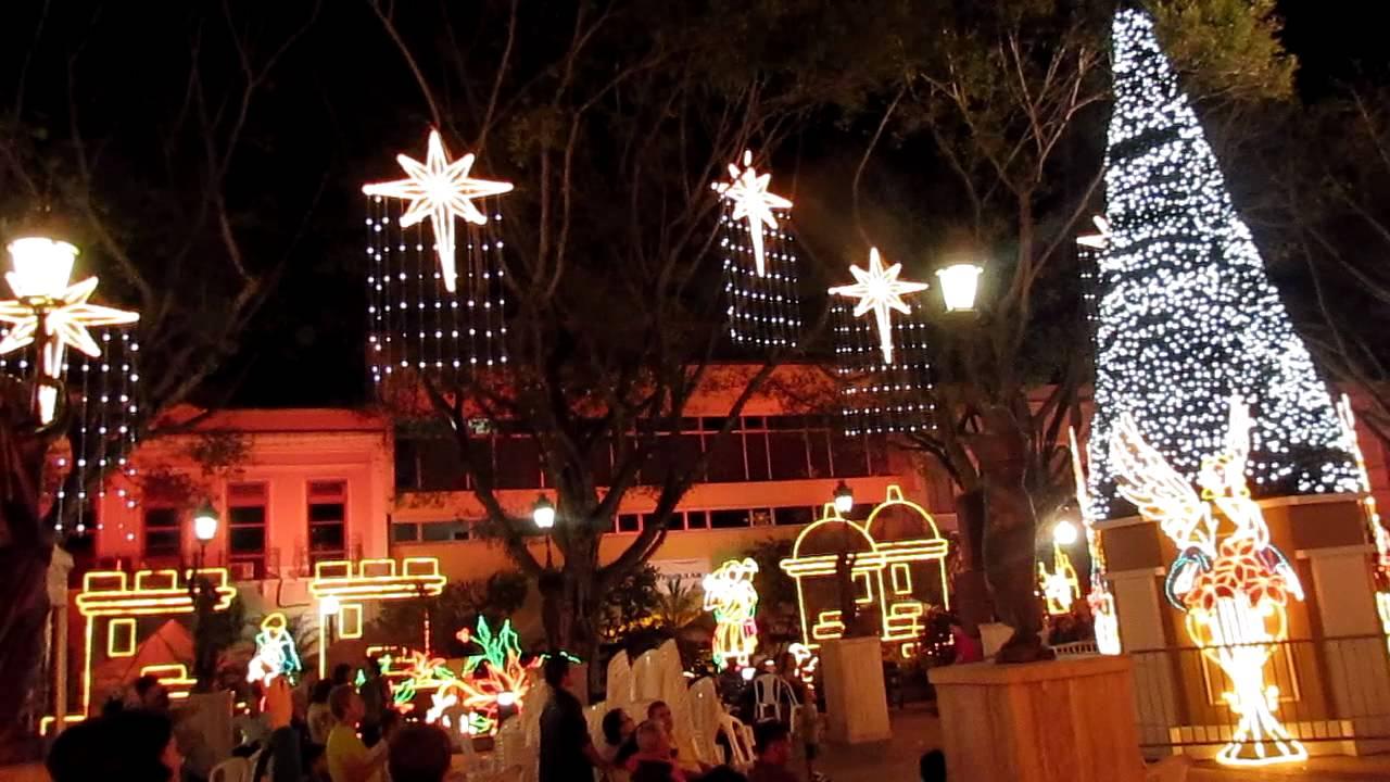 The Dancing Christmas Tree