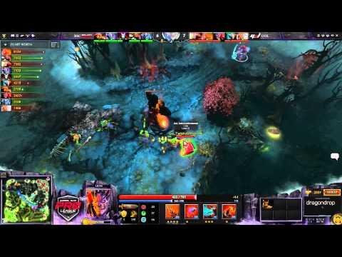 GoL vs Balkan Bears Game 2  joinDOTA MLG Pro League Season 2  dragondropdota