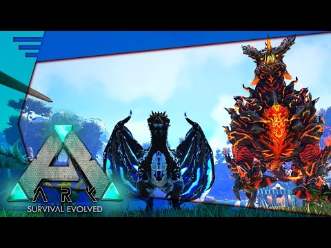 Ark: Annunaki Genesis ~ S3 Ep 7 ~ BA Frost Drake & Fire Dragon God!