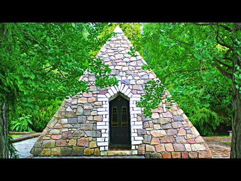 Mysterious Pyramids In Quakertown, Pennsylvania - What's Inside?