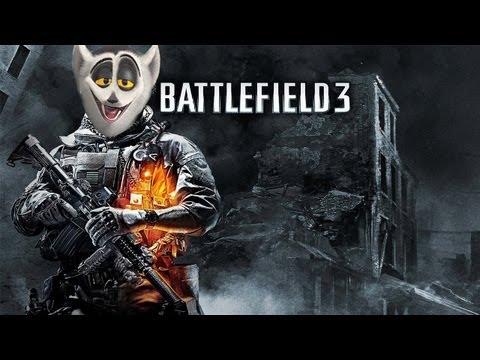 Król Julian Gra W Battlefield 3!