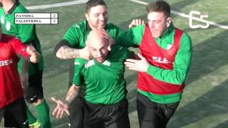 Calcio a 5, Serie C2: Pavona - Sporting Palestrina, highlights e interviste