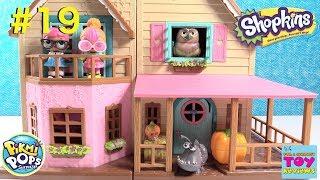 Blind Bag Dollhouse #19 Unboxing LOL Surprise Poonicorns Disney Pikmi Pops | PSToyReviews