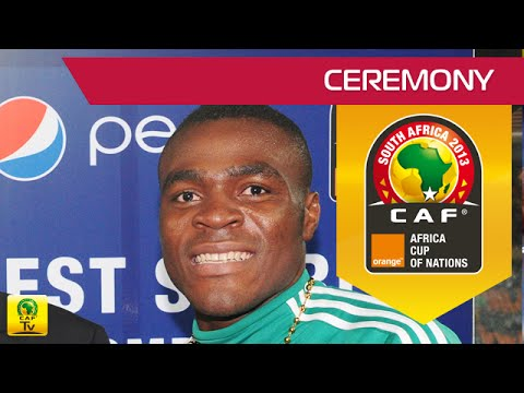 Pepsi high scorer player of the competition | EMENIKE (Nigeria) | CAN Orange 2013