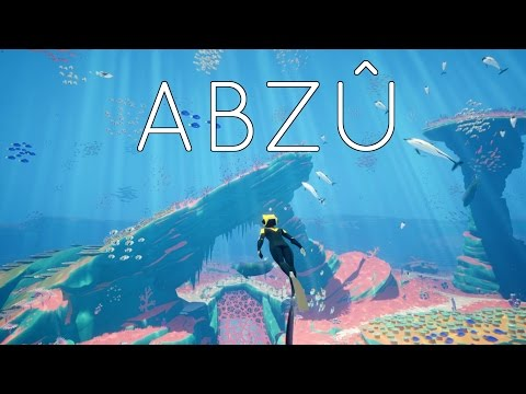 Abzu PS4 - Beautiful Underwater Exploration! - Lets Play Abzû Gameplay