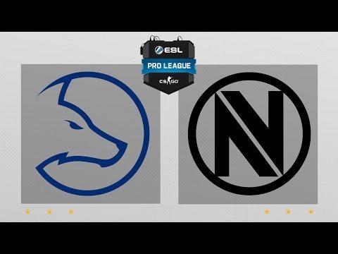 CS:GO - LDLC vs. EnVyUs [Nuke] Map 2 - ESL Pro League Season 5 - EU Matchday 28