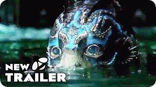 THE SHAPE OF WATER Trailer (2017) Guillermo del Toro Movie