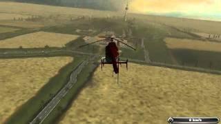 Landwirtschafts Simulator, Hubschrauber, LS 11