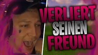 MONTE verliert seinen Freund   RASKOLOGY nimmt seinen Gegner hops   Fortnite Highlights Deutsch