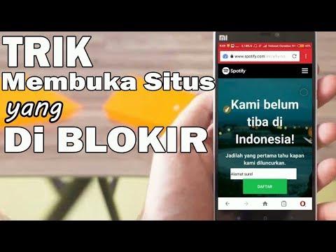 Cara Membuka Situs Yang DiBLOKIR - VPN TERBAIK Nih Sob...