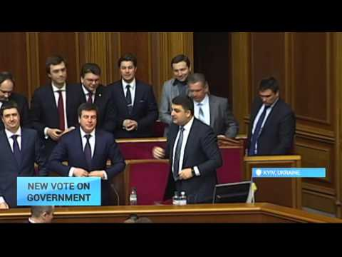 New Vote On Ukraine Governement: Tymoshenko, Liashko claim Cabinet was elected illegally