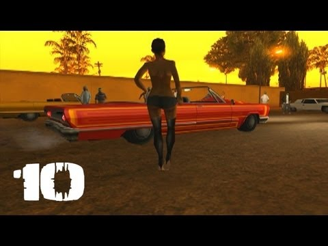 GTA San Andreas - PC - Mission 10 - Cesar Vialpando