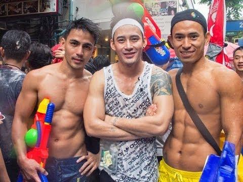 Songkran 2014 byOFF - RCA, Khaosan, Silom, Sukhumvit 77