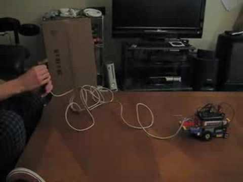 Accelerometer Controlled Robot