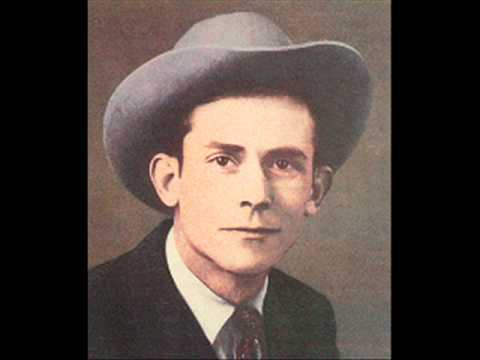 Hank Williams - ROCK MY CRADLE (Once Again)