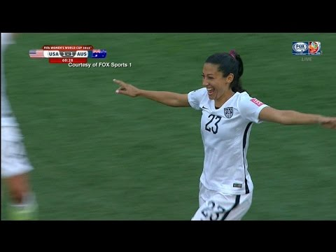 Team USA Beats Australia in First Match | FIFA World Cup Game Highlights with Hope Solo