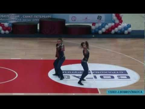 Tamas Molnar & Borbala Bodo - Europameisterschaft 2011