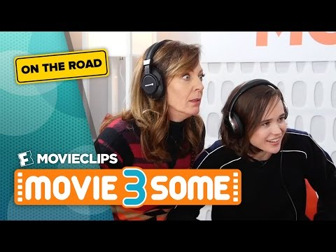 "Sundance Special: ""The Whisper Game"" with Allison Janney & Ellen Page: Movie3Some On The Road"