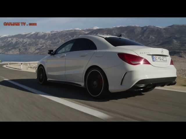 Mercedes CLA 45 AMG HD Race New Commercial 2014 Carjam TV ...