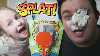 Splat! With My Daughter