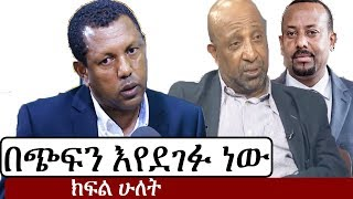 Ethiopia: Interview with Lidetu Ayalew | Part two