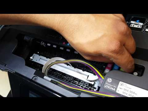 instalacion sistema hp6970