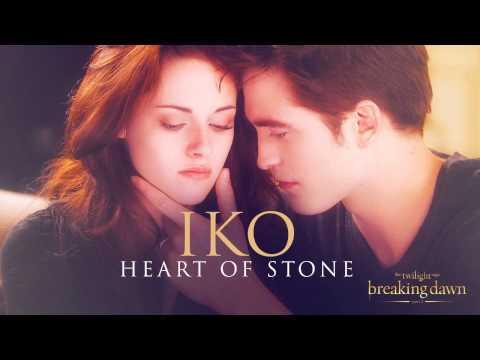 Iko-Heart of Stone [Breaking Dawn Part 2 - Soundtrack]