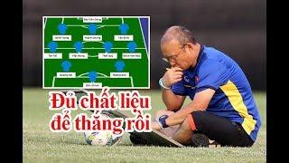 Đội hình U23 Việt Nam đấu U23 Indonesia: 2 ÁT chủ bài, CÔNG-THỦ vẹn toàn