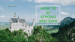Ed Lapiz - How to be Strong and Safe