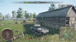 World of Tanks Xbox one Strv m/42-57 Alt A.2 6 Kills