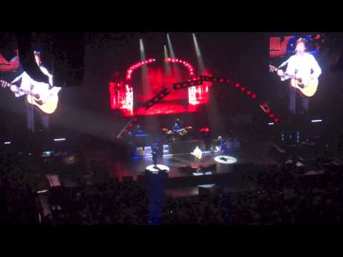 Paul McCartney-And I Love Her Austin,Tx 5/23/2013