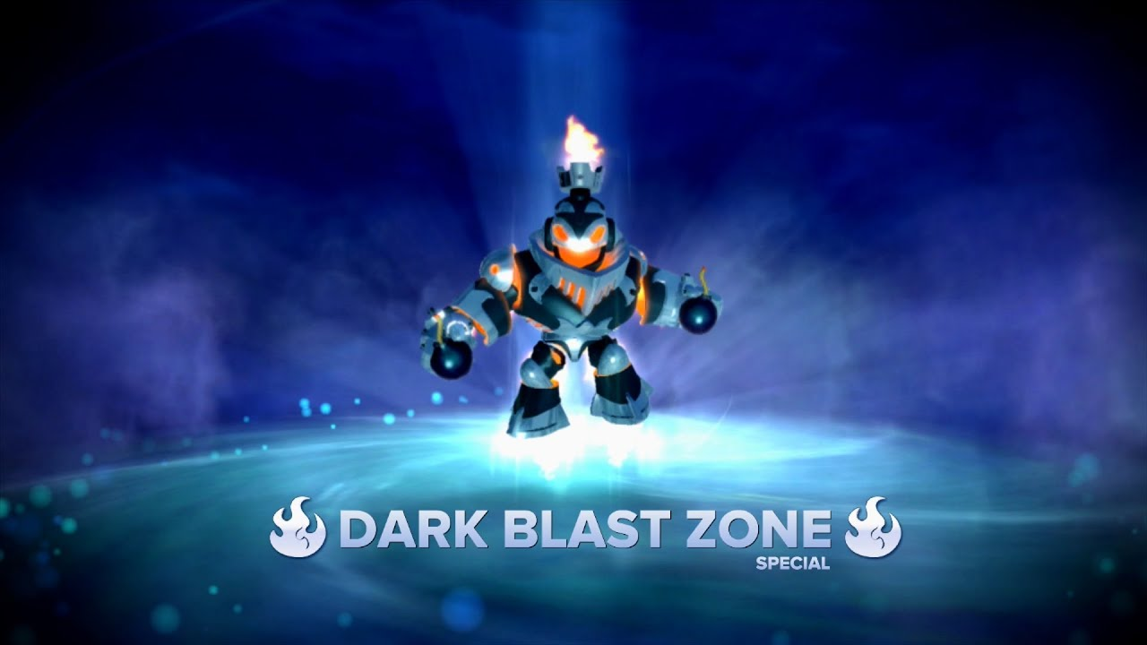 Blast Zone - Blast Out These Walls