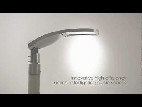 Wow: LED pole mounted luminaires - iGuzzini