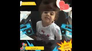 Noor Feras Mahmood Al Faouri !! So Cute (Vlog Dubai)
