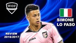 SIMONE LO FASO | Palermo |  Fantastic Speed, Goals, Skills, Assists | 2016/2017 (HD)