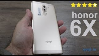 Honor 6X review in 6 minutes - performance, gaming, camera and battery life