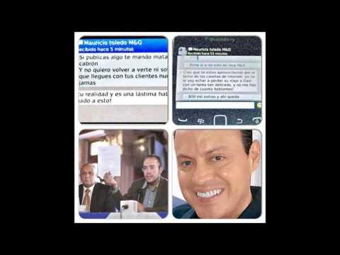 Mauricio Toledo, Delegado de Coyoacán, es denunciado por vecinos